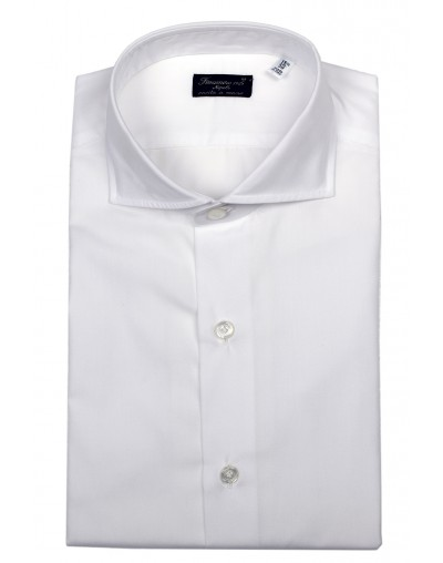 Dress shirt Napoli 14919801 popeline traveller