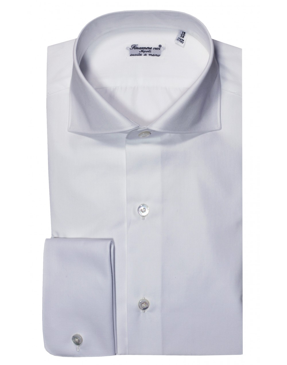 Dress shirt Milano14000101 frenc cuff